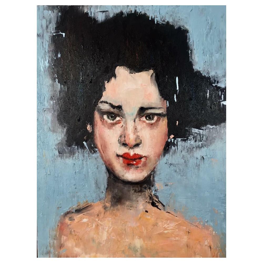 Milt Tribute_Tablou Panza_Acril pe panza_painting_RafGallery_romanian_art_VR_gallery_shop_360