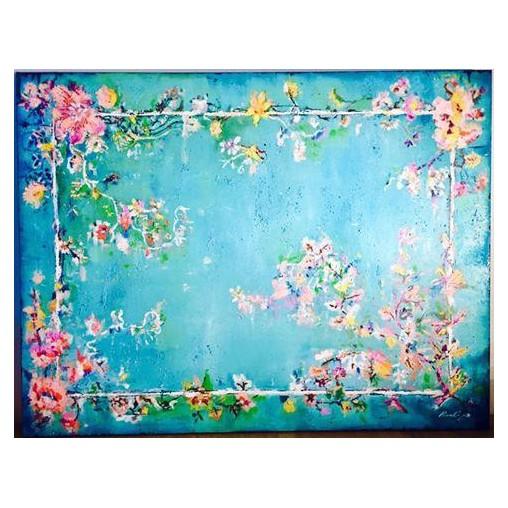 Carpet No. 10_Tablou Panza_Acril pe panza_painting_RafGallery_romanian_art_VR_gallery_shop_360