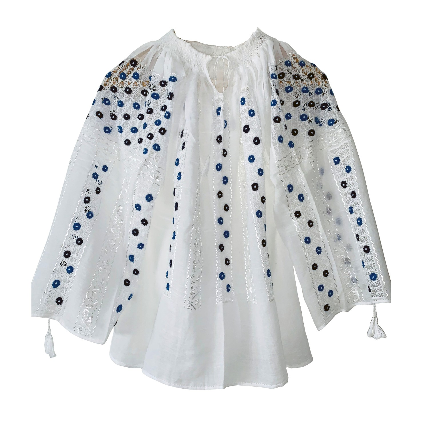IE TRADIȚIONALĂ COD 17_Ie_Blouse_hand made_traditional_RafGallery_romanian_art_VR_gallery